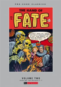 Pre-Code Classics Hand Of Fate  Volume 2